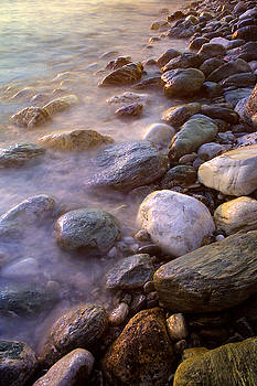 Pelion Beach by Neil Buchan-Grant