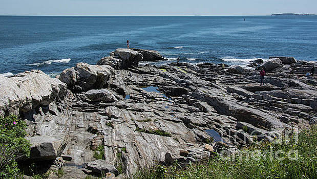Pemaquid Point by John Greco