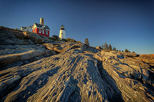 Pemaquid Point by Rick Berk