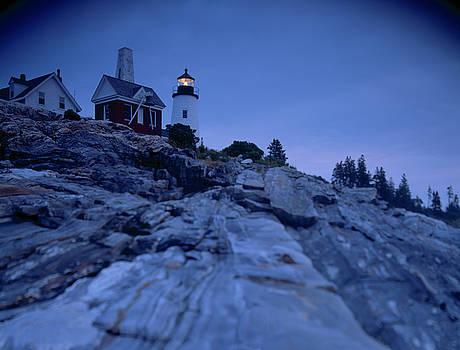 Pemaquid Pt. Light by Rod Kaye