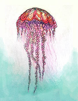 Pencel_jellyfish1 by Martin Hardy