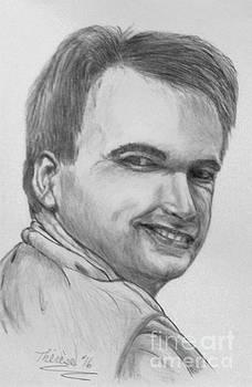 Pencil Sketch by Bill Hubbard