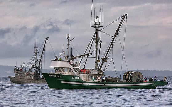 Randy Hall - Pender Isle And Santa Cruz