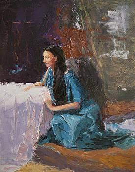 Penelope by Irena  Jablonski