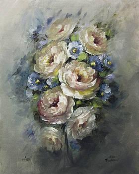 Penelope Roses by David Jansen