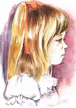 Penelope by Val Stokes