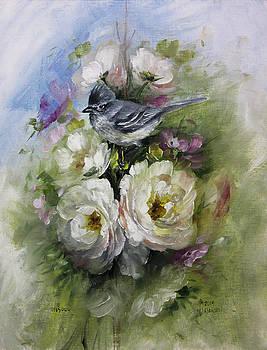 Penelope's Flycatcher by David Jansen