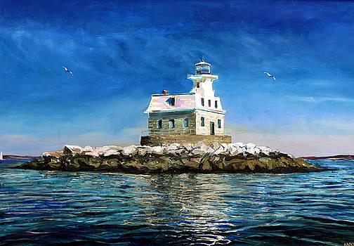 Penfield Lighthouse by Glen Hacker