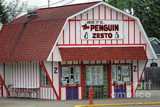 Penguin Zesto East in Winona, MN by Yearous by Kari Yearous