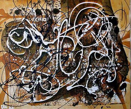 Penmanship by Dan Koon
