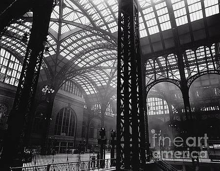 Lionel F Stevenson - Penn Station #1