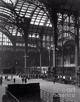 Lionel F Stevenson - Penn Station #2