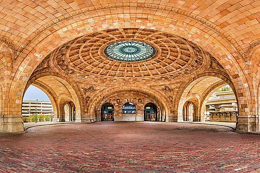Penn Station railway station by Mihai Andritoiu