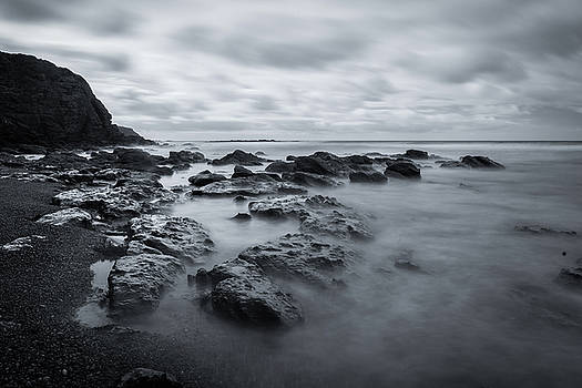 Pennan Coast by Ray Devlin
