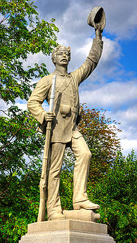 Pennsylvania at Antietam - 32nd Regt. PA Vol. Infantry - 3rd Regt. PA Reserve Corps - Mansfield Ave. by Michael Mazaika