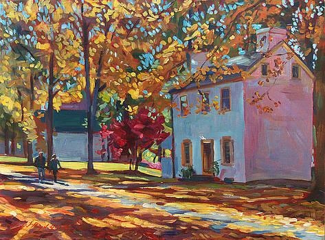 David Lloyd Glover - Pennsylvania Colors