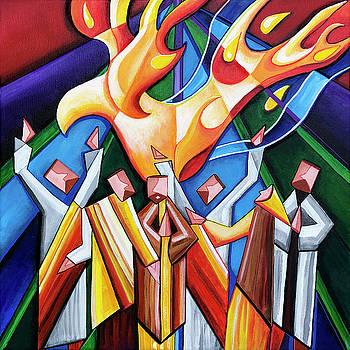 Pentecost by Jennifer Allison