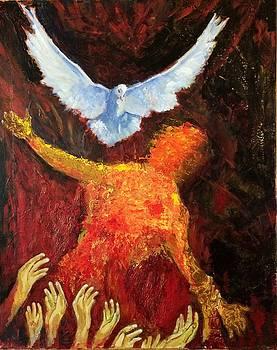 Pentecost by Jorge Diez