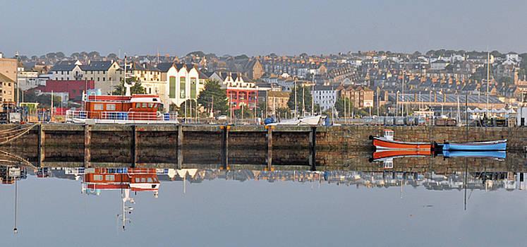 Andrew Wilson - Penzance Harbour Morning