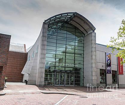 Peobody Essex Museum by Thomas Marchessault