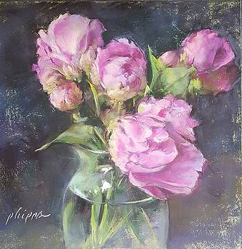 Peonies by Kelly Lanning Phipps