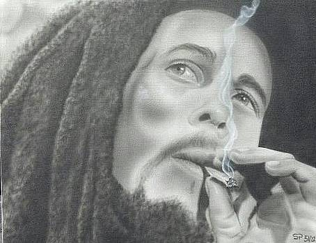 People- Bob Marley 3 by Shawn Palek