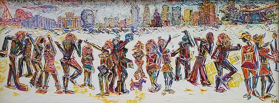 People Charlotte by Gary Abramov