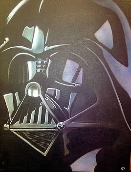 People- Darth Vader by Shawn Palek