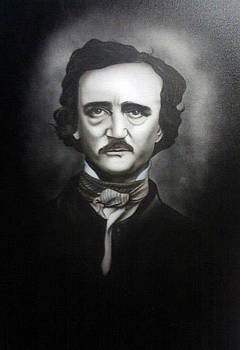 People- Edgar Allen Poe by Shawn Palek