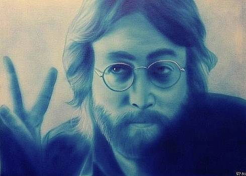 People- John Lennon by Shawn Palek