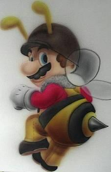 People- Mario Bee by Shawn Palek