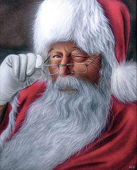 People- Santa by Shawn Palek