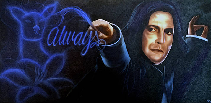 People- Snape by Shawn Palek