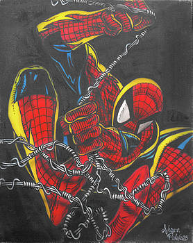 People- Spiderman by Shawn Palek