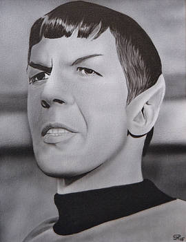 People- Spock by Shawn Palek