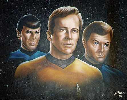 People- Star Trek by Shawn Palek