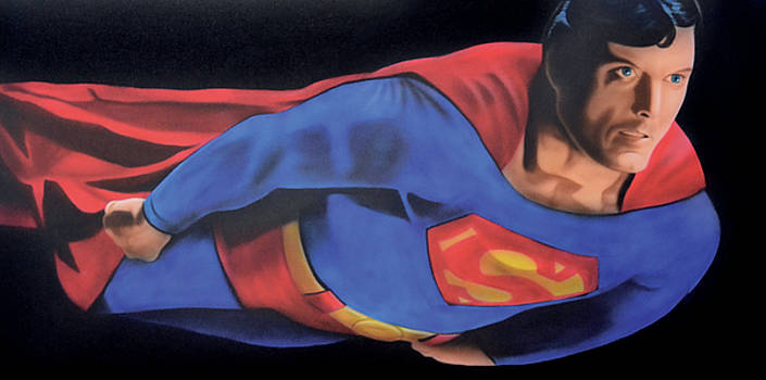 People- Superman by Shawn Palek