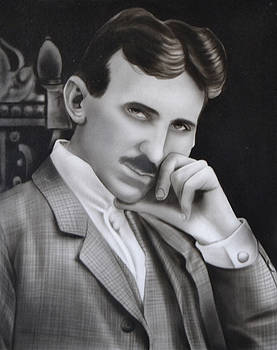 People- Tesla by Shawn Palek
