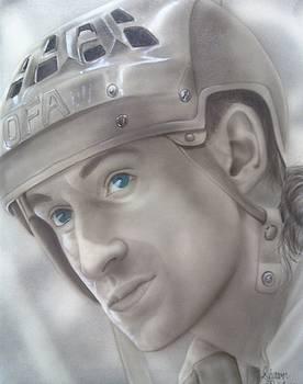 People- The Great One Wayne Gretzky by Shawn Palek