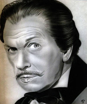 People- Vincent Price by Shawn Palek