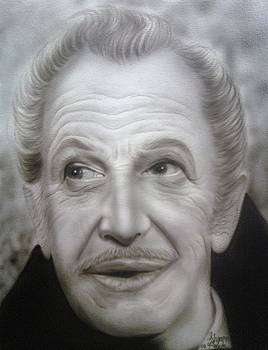 People- Vincent Price2 by Shawn Palek