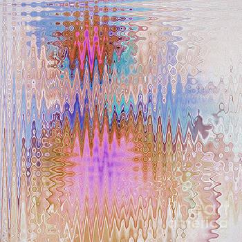 Deborah Benoit - Peppermint Abstract