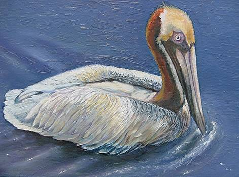 Peppy Pelican by Theresa Blosser