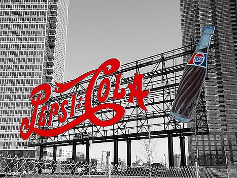 Nina Bradica - Pepsi Cola Sign