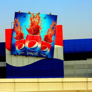 Pepsi by Farah Faizal