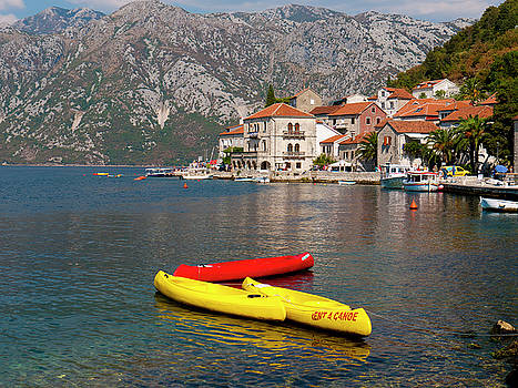 Perast by Rae Tucker