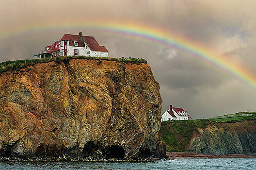Perce Rainbow by Tracy Munson