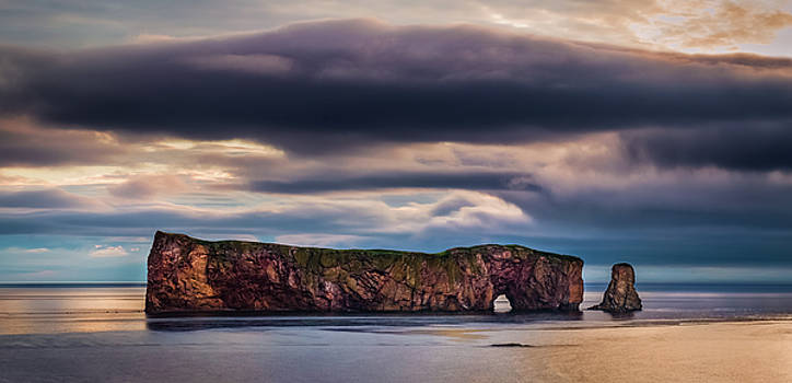Perce Sunrise by Tracy Munson