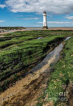 Adrian Evans - Perch Rock Lighthouse