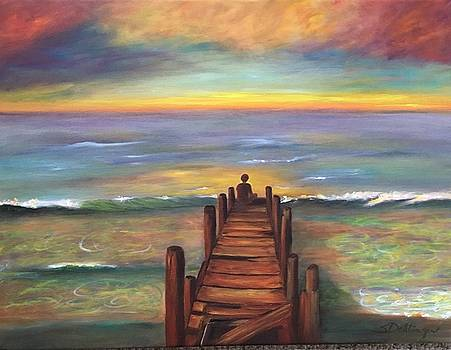 Perfect Solitude  by Susan Dehlinger